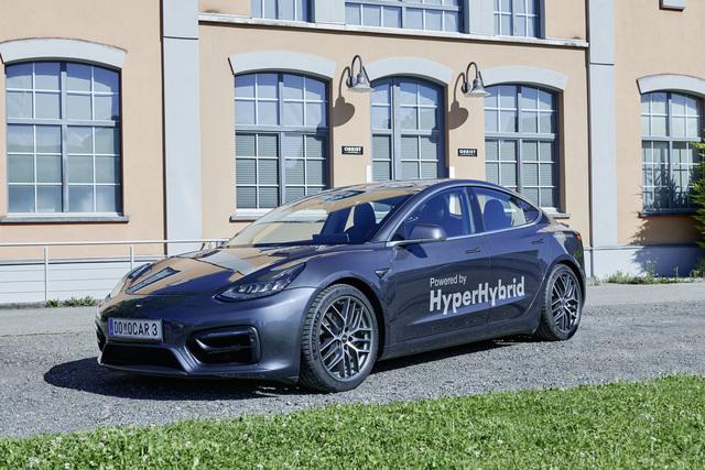Obrist Hyper Hybrid - Der Tesla mit Verbrenner