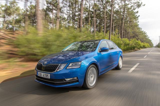 Fahrbericht: Skoda Octavia Facelift - Einfach mehr Auto