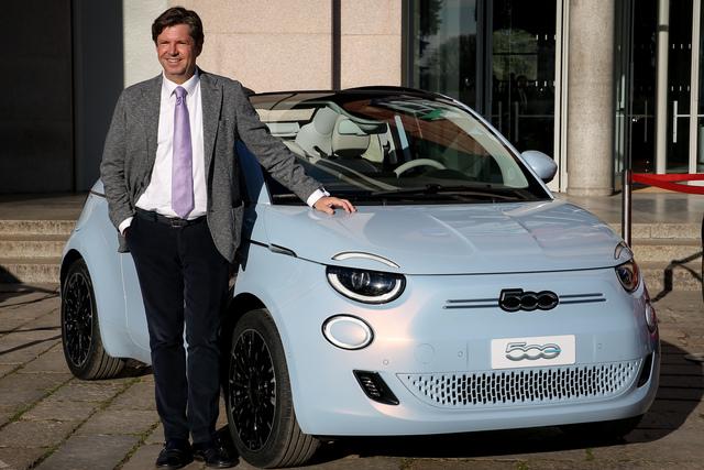Im Gespräch mit: Fiat-Markenchef Olivier Francois  - Tesla im Taschenformat