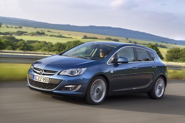 Neuer Turbobenziner für den Opel Astra - Mit weniger Leistung mehr Fahrspaß