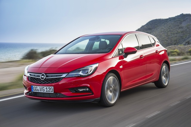 Opel Astra   - Neuer Diesel für den kompakten Rüsselsheimer