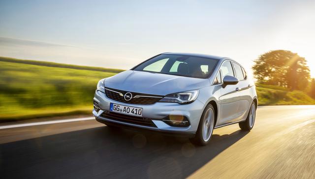 Opel Astra - Start bei 20.000 Euro