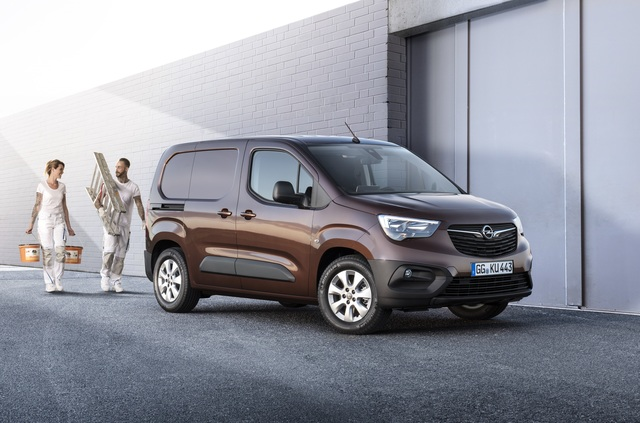 Opel Combo Cargo - Handwerkers Liebling