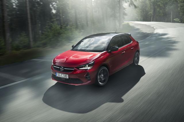 Opel Corsa GS Line - Fast ein GSi