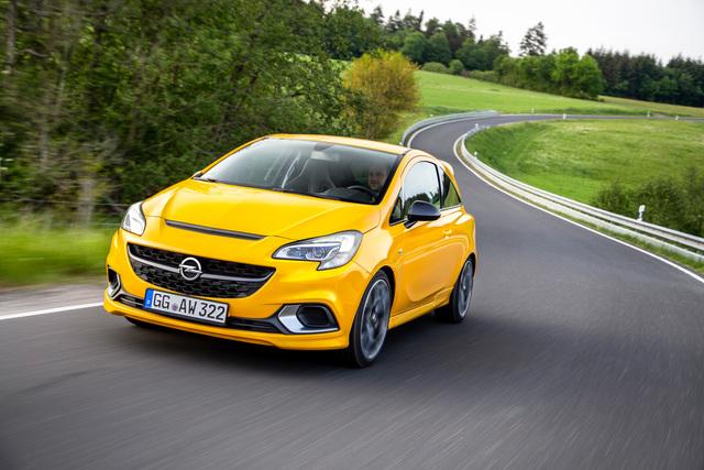 Fahrbericht: Opel Corsa GSi - Zum Abschied noch ein Sportabzeichen