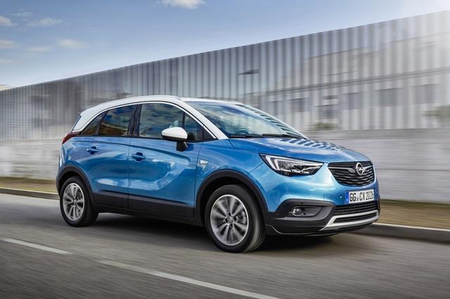 Opel Crossland X als Autogas-Variante  - Für Sparfüchse mit langem Atem