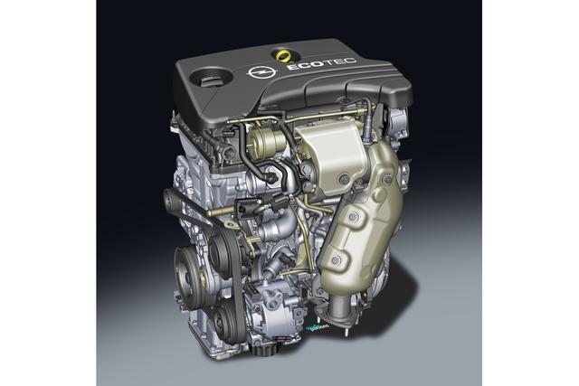 Opel bringt Dreizylinder-Turbo - Ruhe und Kraft