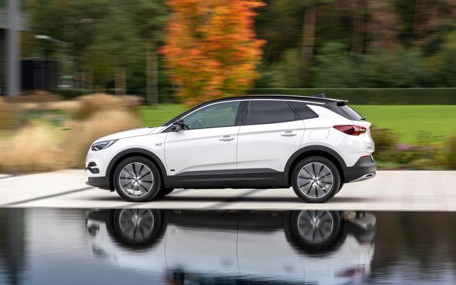Opel Grandland X Plug-in-Hybrid - Mit Frontantrieb und Steuerbonus