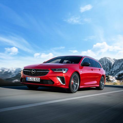 Test: Opel Insignia Sport Tourer 2.0 GSi 4x4 - Weniger Sport-Wagen