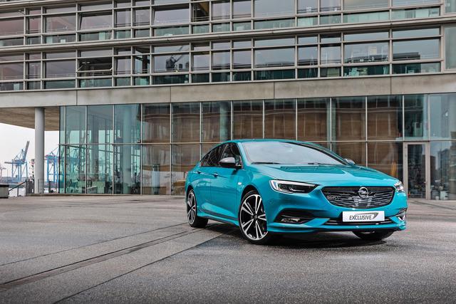Opel Insignia Ultimate Exclusive - Das Auto, das zur Krawatte passt