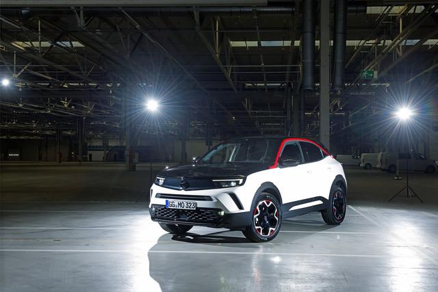 Opel Mokka - Das neue Gesicht