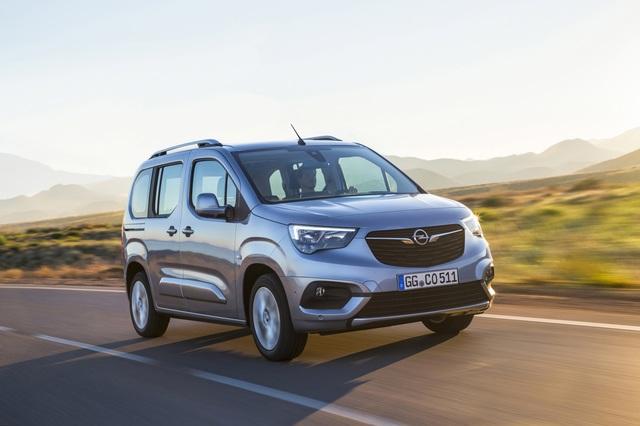 Opel Combo Life - Mehr Van als Hochdachkombi