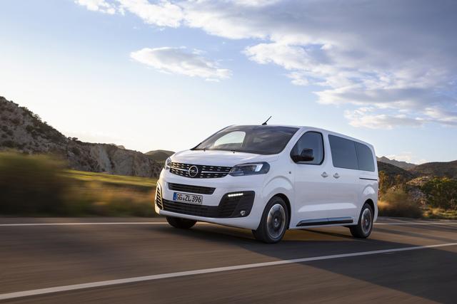 Opel Zafira - Vom Familien- zum Großfamilienauto