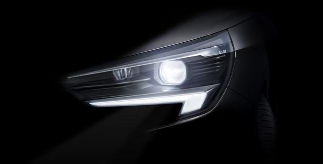 Neuer Opel Corsa - Jetzt wird es hell