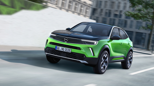 Opel Mokka - Den Erfolg im Visier