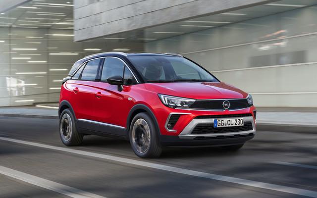 Opel Crossland   - Mit neuem Markengesicht in die zweite Lebenshälfte