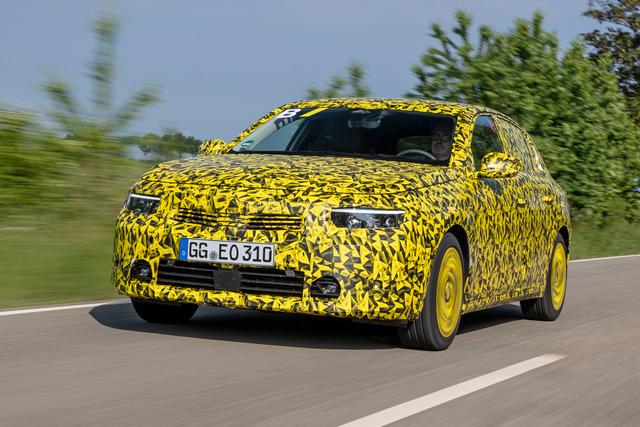 Abstimmungsfahrt im Opel Astra - Die richtige DNA