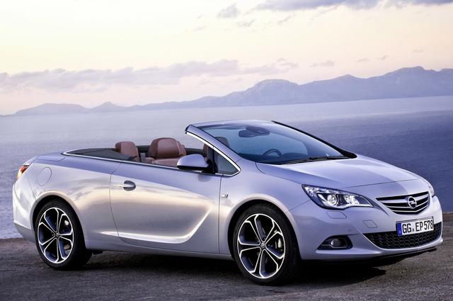 Opel Cabrio - Kompakt und luftig - aber kein Astra