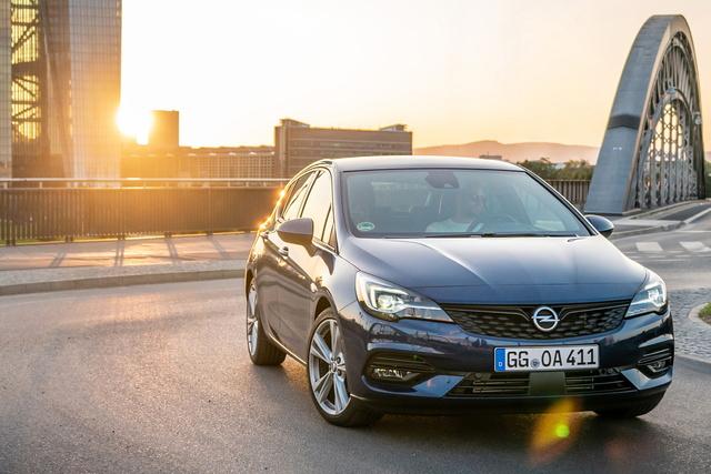 Test: Opel Astra 1.2 Direct Injection Turbo - Seine Stärke: Fast keine Schwächen