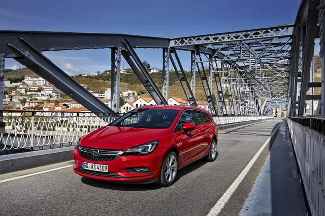 Opel-Gewerbewochen - Hohe Rabatte bei Astra und Co.