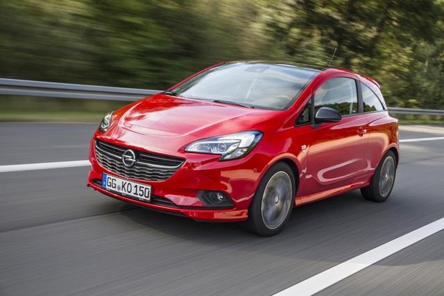 Opel Corsa S - Sportlicher Lückenschluss