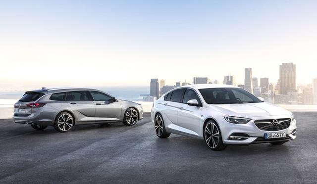 Opel Insignia Preise - Das Flaggschiff legt zu