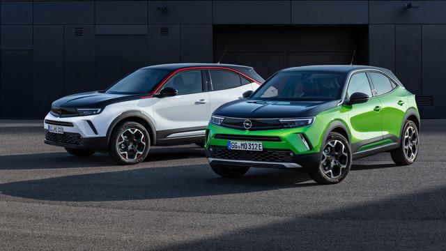 Opel Mokka - Schick und sportlich
