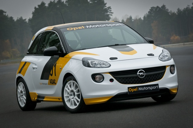 Opel-Comeback - Rückkehr in den Motorsport