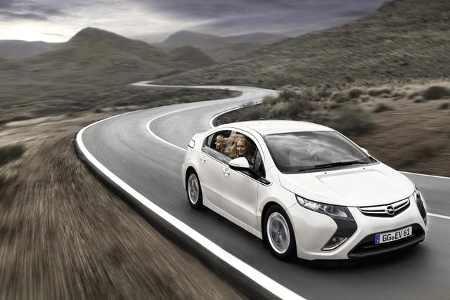 Opel Ampera - Kaufen oder mieten?