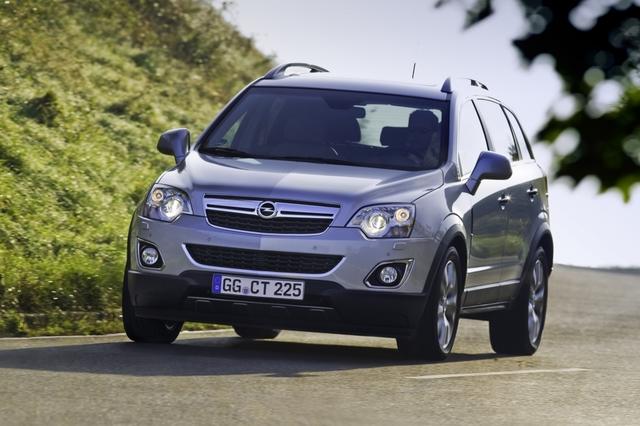 Corsa SUV und mehr - Opel plant SUV-Familie
