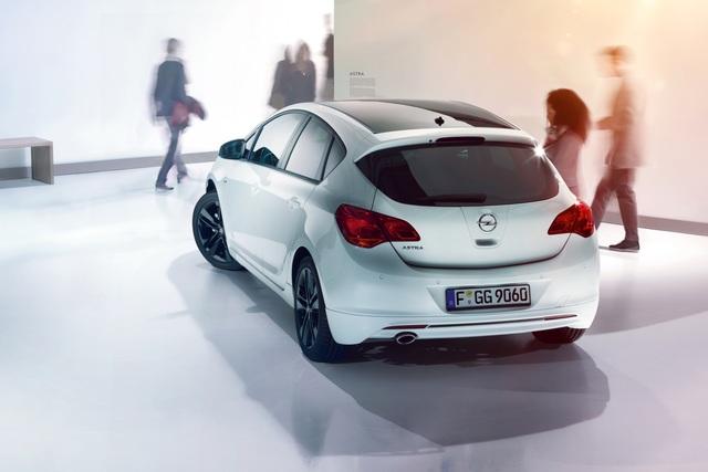 Opel Astra Color Editon - Buntes Treiben