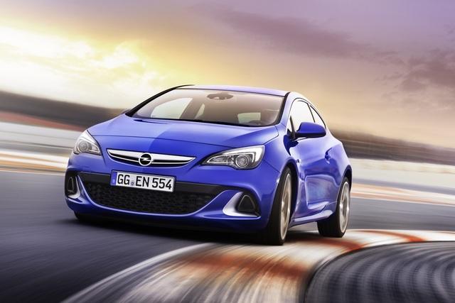 Opel Astra OPC - Schneller Hesse debütiert in Genf
