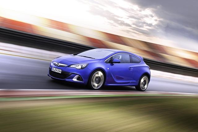Opel Astra OPC - Fahrwerks-Upgrade für die Sportversion