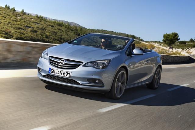 Opel Cascada - Neue Stärke unter der Wintersonne