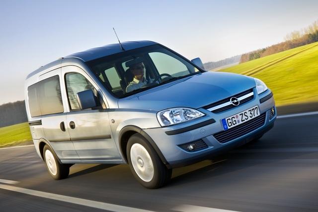 Neuer Opel Combo - Mit italienischem Blut