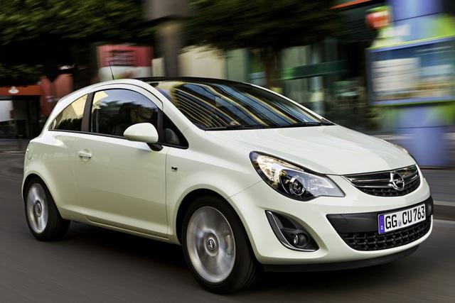 Opel Corsa - Facelift für den Kleinen