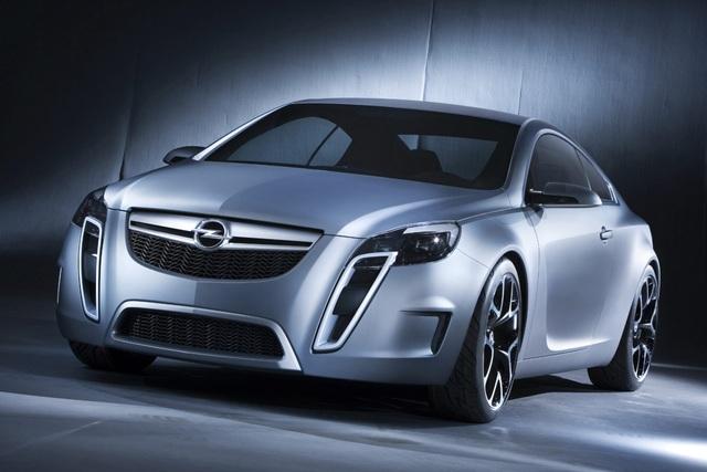 Opel plant Insignia-Coupé - Comeback für den Calibra