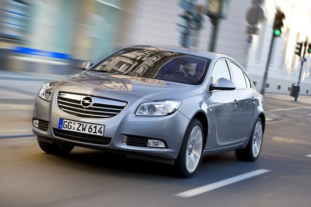 Opel Insignia Diesel - Selbstzünder auf Sparkurs
