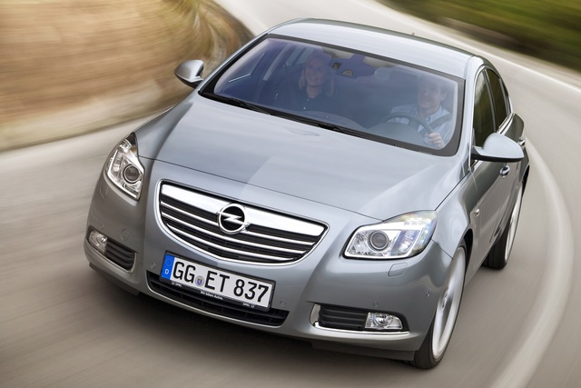 Software-Update für Opel Insignia - Fehler in der Motorsteuerung ...