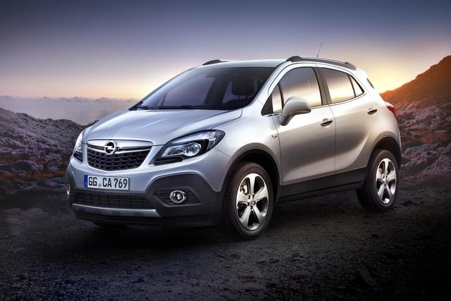 Opel Mokka - Klein, heiß und auf Wunsch auch in Schwarz