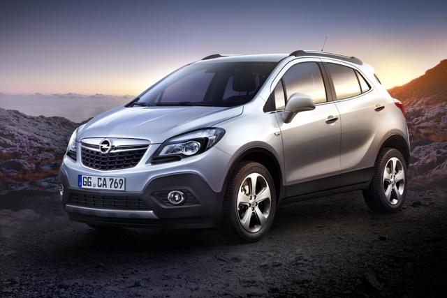 Opel Mokka - Ein Wachmacher aus Deutschland (Vorabbericht)