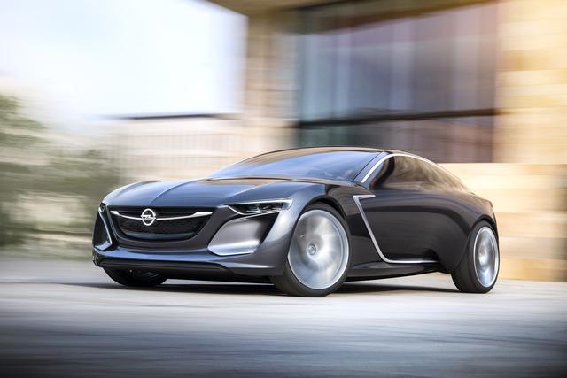 Opel Monza - Neuauflage mit Elektromotor?