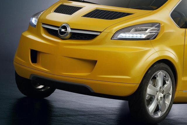 Opel Junior - Klein und bunt
