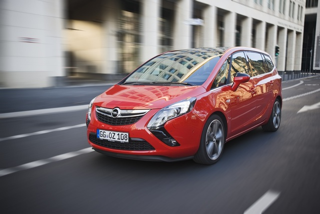 Gebrauchtwagen-Check: Opel Zafira C - Flexibler Raumriese