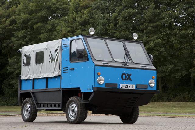 Lkw-Bausatz für die Dritte Welt - Der Ikea-Truck