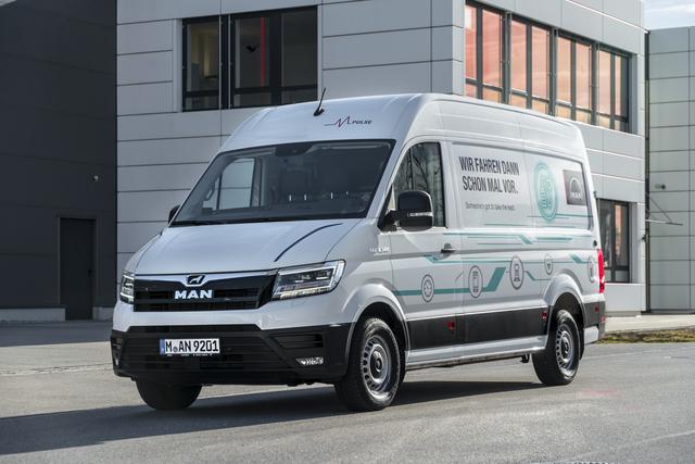 VW e-Crafter und MAN eTGE - Preissenkung für die Strom-Transporter
