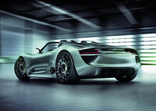 Porsche-Aufsichtsrat gibt grünes Licht für 918 Spyder