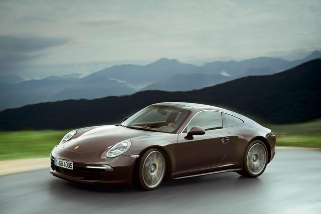 Porsche 911 Carrera 4 und Cayenne S Diesel - Starke Stücke (Kurzfassung)