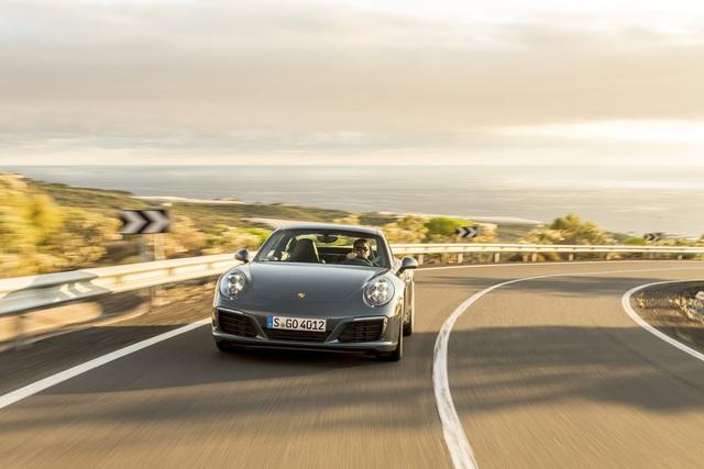 Test: Porsche 911 Carrera - Die Tugenden der Basis