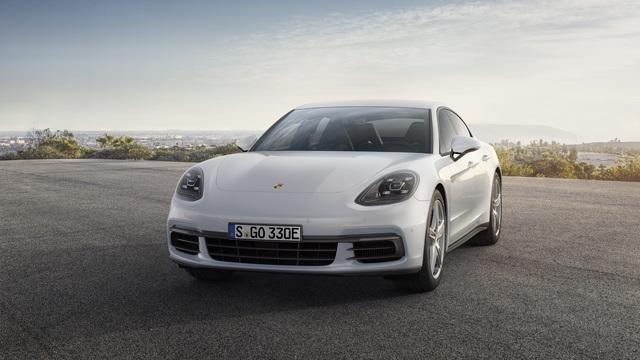Porsche Panamera 4 E-Hybrid - Jetzt noch mehr elektrisch